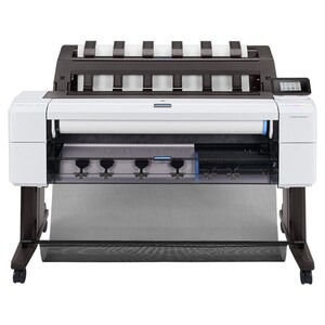 Plotter HP DesignJet T1600dr, 36 inch, A1, Retea