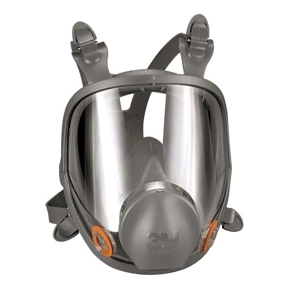 Masca de protectie integrala 3M 6800, reutilizabila, transparenta, fara filtre