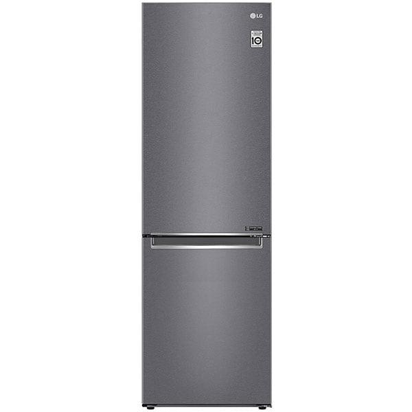 Combina frigorifica LG GBP62DSNFN, No Frost, 384 l, H 203 cm, Clasa D, DoorCooling, inox