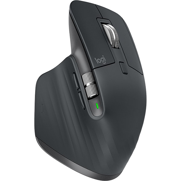 Mouse Wireless LOGITECH MX Master 3, 4000 dpi, Graphite