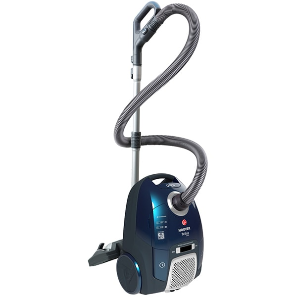 Aspirator cu sac HOOVER Telios Extra TX60PET011, 3.5l, 450W, 62dB, albastru-negru