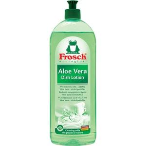 Detergent de vase ecologic FROSCH Aloe Vera, 750ml
