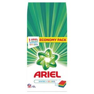 Detergent automat ARIEL White & Color, 13kg, 130 spalari
