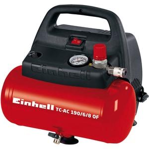 Compresor aer fara ulei EINHELL TH-AC 190/6 OF, 1100W, 8bar, 6 l