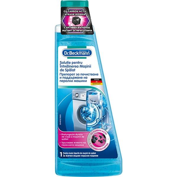 Solutie pentru ingrijirea masinii de spalat DR.BECKMANN, 250ml