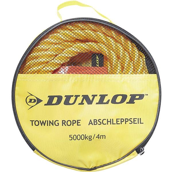Cablu tractiune auto DUNLOP 40262, 4m, 5000kg