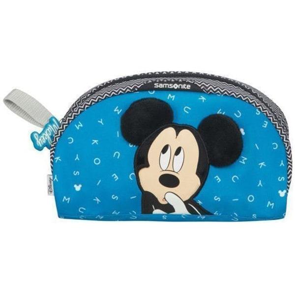 Borseta de mana SAMSONITE Disney Ultimate 2.0 Mickey Letters, albastru