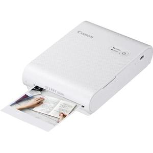 Imprimanta foto portabila CANON SELPHY QX10, alb