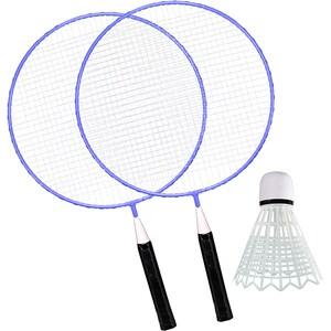 Set badminton copii BEST SPORTING 41163, 56 cm, albastru-negru