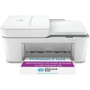 Multifunctional inkjet color HP DeskJet Plus 4122, A4, USB, Wi-Fi, Fax