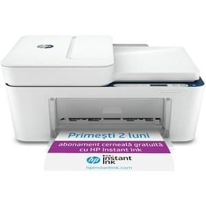 Multifunctional inkjet color HP DeskJet Plus 4130 All-in-One, A4, USB, Wi-Fi, Fax