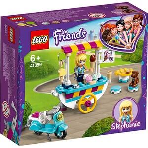 LEGO Friends: Stand cu inghetata 41389, 6 ani+, 97 piese