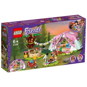 LEGO Friends: Camping luxos in natura 41392, 6 ani+, 241 piese