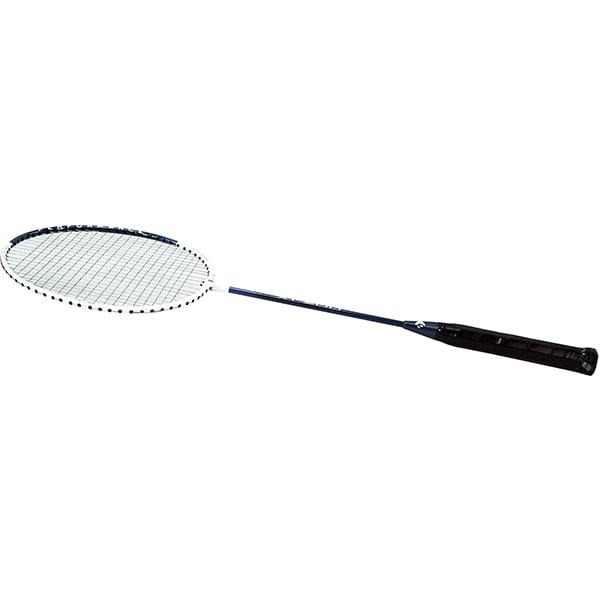 Racheta badminton BEST SPORTING 200 XT, 66.5 cm, alb-albastru