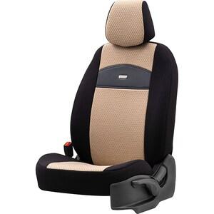 Set huse scaune OTOM Smart, negru-bej