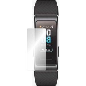 Folie protectie pentru Huawei Band 3 Pro, SMART PROTECTION, 4 folii incluse, polimer, display, transparent
