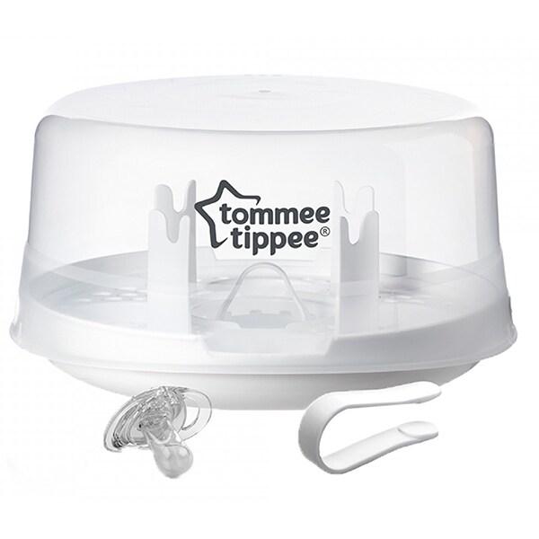 Sterilizator pentru microunde TOMMEE TIPPEE, 0.2l, alb