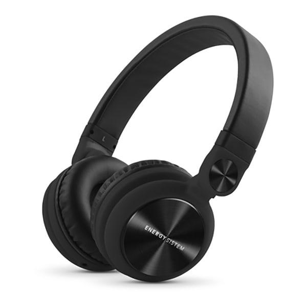 Casti ENERGY SISTEM DJ2 ENS425877, Cu Fir, On-Ear, negru