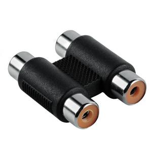 Adaptor audio 2 RCA - 2 RCA HAMA 43483