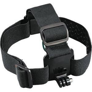 Sistem prindere de cap pentru GoPro HAMA 4359, negru