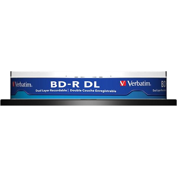 BD-R DL VERBATIM 43746, 6x, 50GB, 10buc