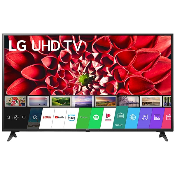 Televizor LED Smart LG 49UN71003LB, 4K Ultra HD, HDR, 124 cm