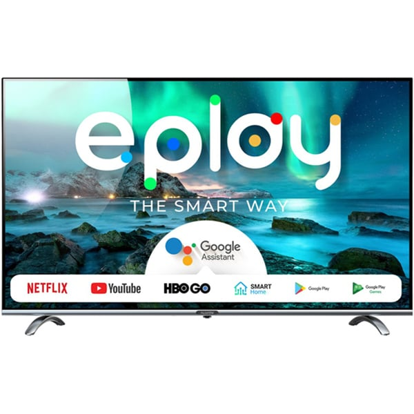 Televizor LED Smart ALLVIEW 40EPLAY6100-F, Full HD, 101 cm
