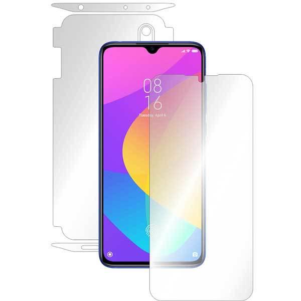 Folie protectie pentru Xiaomi Mi 9 Lite, Xiaomi Mi CC9, SMART PROTECTION, polimer, fullbody, transparent
