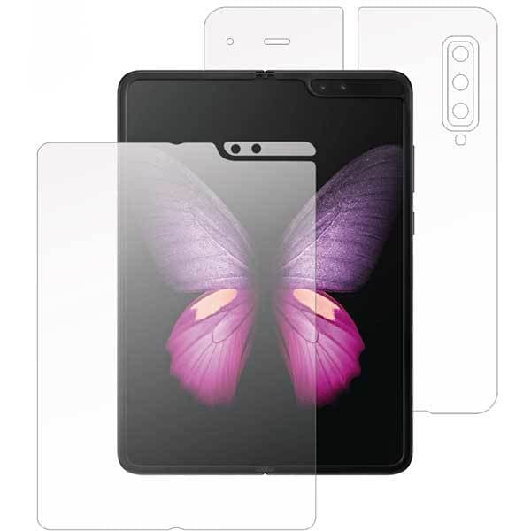 Folie protectie pentru Samsung Galaxy Fold, SMART PROTECTION, polimer, fullbody, transparent