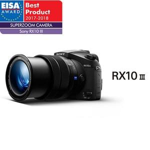Aparat foto digital SONY Cyber-shot DSC-RX10M3, 20.1 MP, 4K, WI-FI, negru