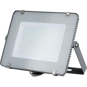 Proiector LED V-TAC 484, 200W, 16000 lumeni, IP65, lumina naturala, gri