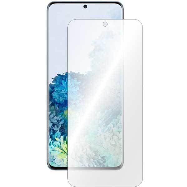 Folie protectie pentru Samsung Galaxy S20, SMART PROTECTION, polimer, display, transparent
