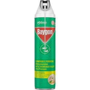 Spray aerosol anti-gandaci si furnici BAYGON, 400 ml