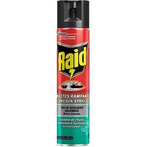 Spray anti-gandaci si furnici RAID Eucalipt, 400 ml