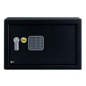Seif rezidential YALE YSV/250/DB1, Inchidere electronica, 250 x 350 x 250 mm, negru