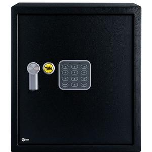Seif birou YALE YSV/390/DB1, Inchidere electronica, 420 x 370 x 380 mm, negru