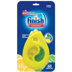 Odorizant pentru masina de spalat vase FINISH Deo Lemon & Lime
