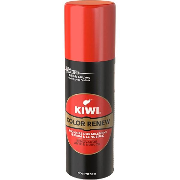 Solutie de curatare KIWI Color Renew Black, 200ml