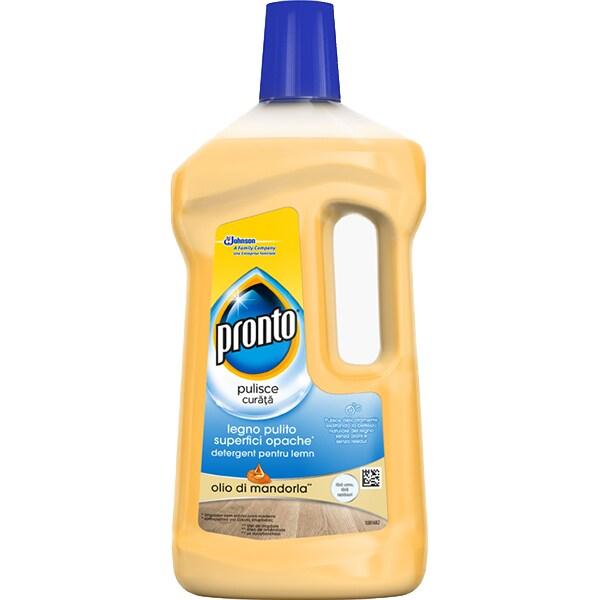 Detergent pentru parchet PRONTO Almond Oil, 750 ml