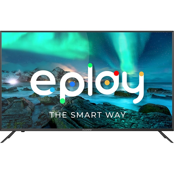 Televizor LED Smart ALLVIEW 50EPLAY6000-U, 4K Ultra HD, 126cm