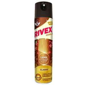 Spray pentru mobila RIVEX Classic, 300ml