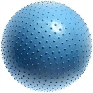 Minge masaj DHS 529FGYMM6501, 65 cm, albastru