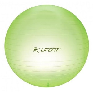 Minge gimnastica DHS 529FGYMT7501, 75 cm, verde