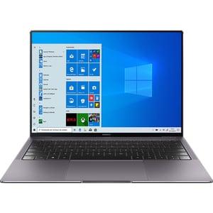 "Laptop HUAWEI MateBook X Pro, Intel Core i7-10510U pana la 4.9GHz, 13.9"" 3K Touch, 16GB, SSD 1TB, NVIDIA GeForce MX250 2GB, Windows 10 Pro, gri inchis"