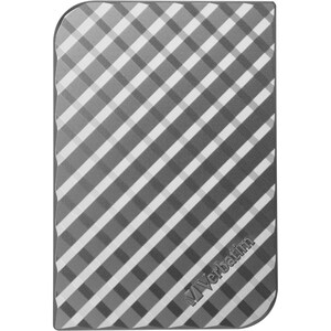 Hard Disk Drive portabil VERBATIM Store 'n' Go, 1TB, USB 3.0, argintiu-negru