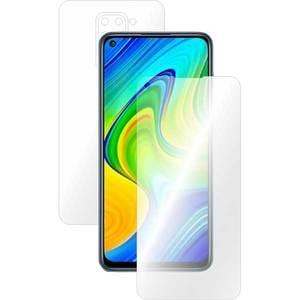 Folie protectie pentru Xiaomi Redmi Note 9, SMART PROTECTION, polimer, fullbody, transparent