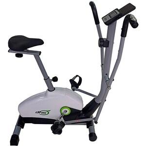 Bicicleta eliptica magnetica DHS 8607, volanta 5kg, greutate suportata 120kg