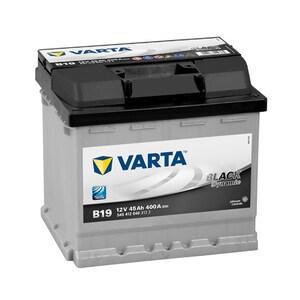 Baterie auto VARTA Black Dynamic B19, 12V, 45Ah, 400A