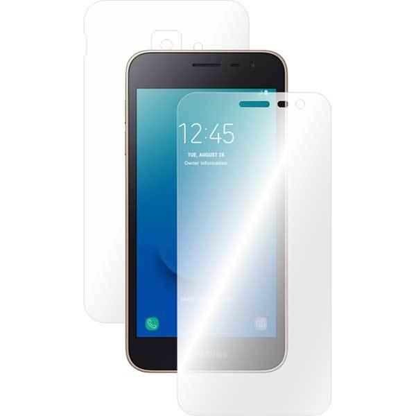 Folie protectie pentru Samsung J2 Core 2020, SMART PROTECTION, polimer, fullbody, transparent