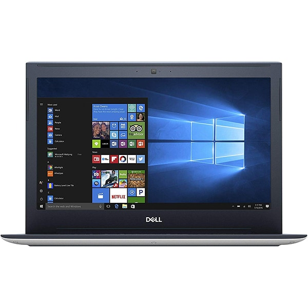 "Laptop DELL Vostro 5471, Intel® Core™ i7-8550U pana la 4.0Ghz, 14"" Full HD, 8GB, 1TB + SSD 128GB, Intel® UHD Graphics 620, Windows 10 Pro"